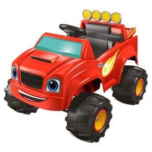Power Wheels Blaze Monster Truck