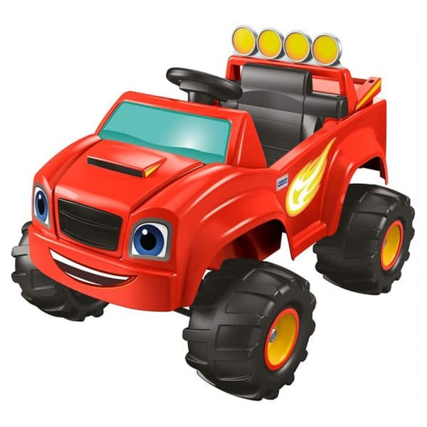 Power Wheels Blaze Monster Truck