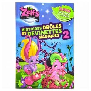 The Zelfs: Histoires Drôles Et Devinettes Magiques (#2)