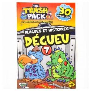 The Trash Pack: Blagues et Histoires Dégueu (#7)