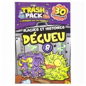 The Trash Pack: Blagues et Histoires Dégueu (#8)