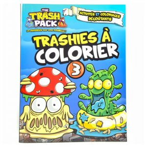 The Trash Pack: Trashies à Colorier (#3)