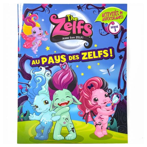 The Zelfs: Au Pays Des Zelfs!