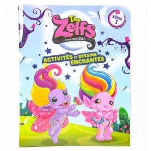 The Zelfs: Activités Et Dessins Enchantés