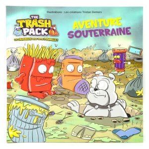 The Trash Pack: Aventure Souterraine