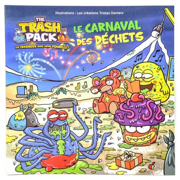 The Trash Pack: Le Carnaval Des Déchets