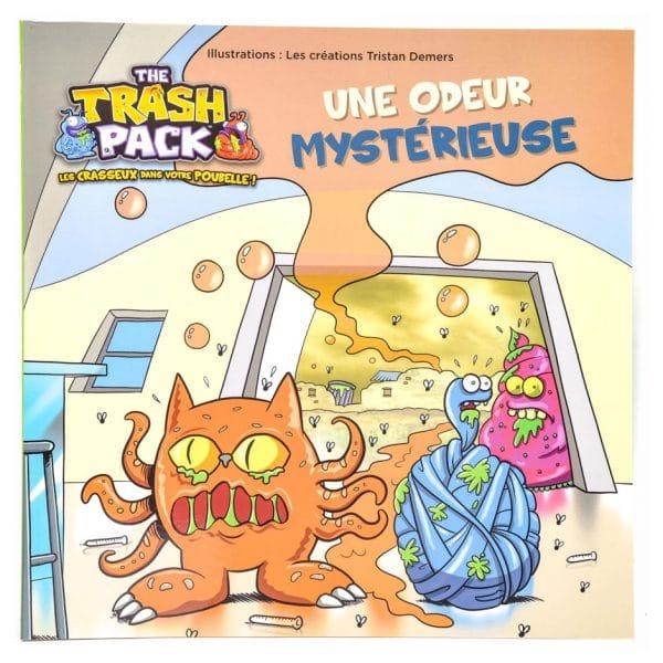 The Trash Pack: Une Odeur Mystérieuse