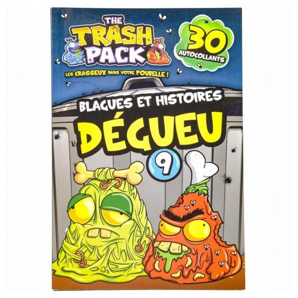 The Trash Pack: Blagues et Histoires Dégueu (#9)