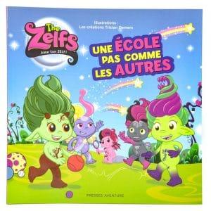 The Zelfs: Une Ecole Pas Comme Les Autres