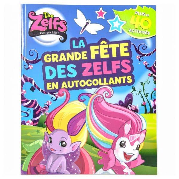 The Zelfs: La Grande Fête Des Zelfs En Autocollants