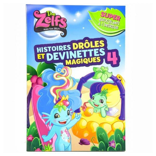 The Zelfs: Histoires Drôles Et Devinettes Magiques (#4)