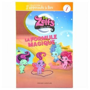 The Zelfs: La Formule Magique (étape 1)