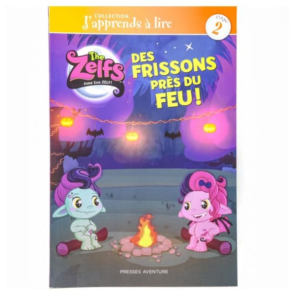 The Zelfs: Des Frissons Près Du Feu! (étape 2)