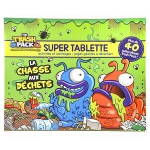 Trash Pack: Super Tablette La Chasse Aux Déchets