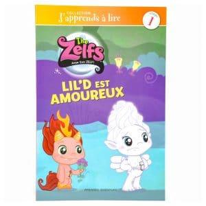 The Zelfs: Lil'D Est Amoureux (étape 1)