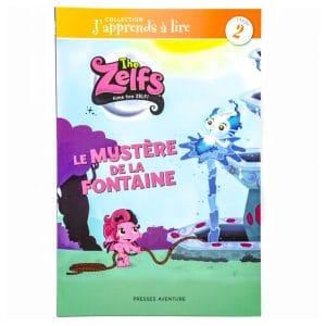 The Zelfs: Le Mystère De La Fontaine (étape 2)