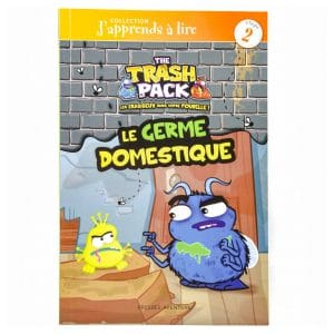 The Trash Pack: Le Germe Domestique (étape 2)