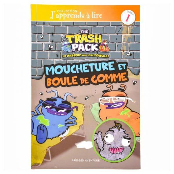 The Trash Pack: Moucheture Et Boule De Gomme (étape 1)