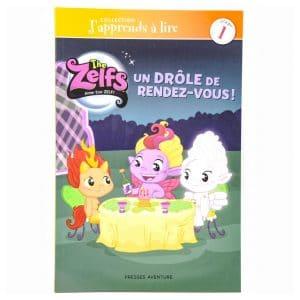 The Zelfs: Un Drôle De Rendez-Vous! (étape 1)