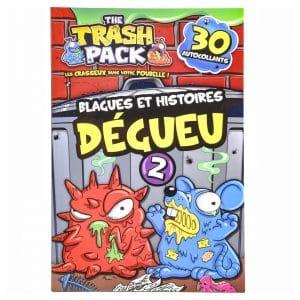 The Trash Pack: Blagues et Histoires Dégueu (#2)