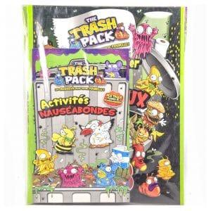 The Trash Pack: Ensemble d'Activités Immondes