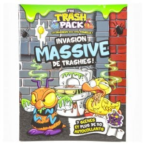 The Trash Pack: Invasion Massive De Trashies