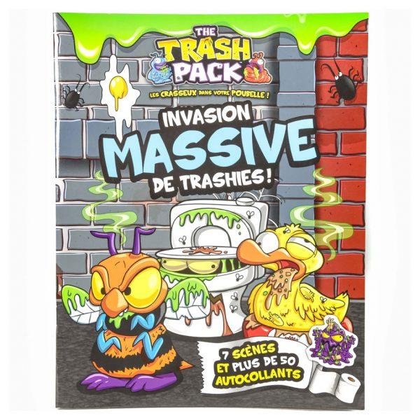 The Trash Pack: Invasion Massive De Trashies