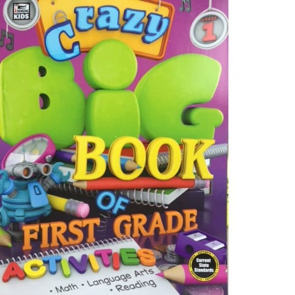 Book of First Grade Activities