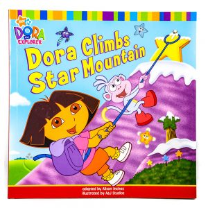 Dora the Explorer Dora Climbs Star Mountain