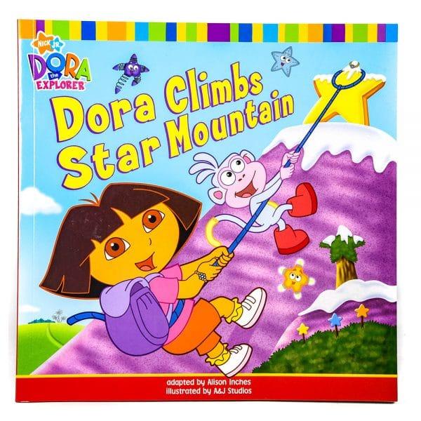 Dora the Explorer Dora Climbs Star Mountain