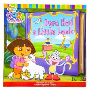 Dora the Explorer Dora had a Little Lamb