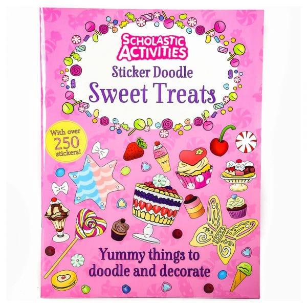 Sticker Doodle Sweet Treats