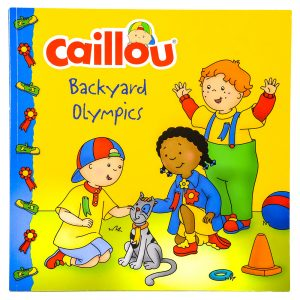 Caillou Backyard Olympics