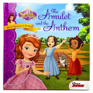 Sofia the First Amulet and the Anthem