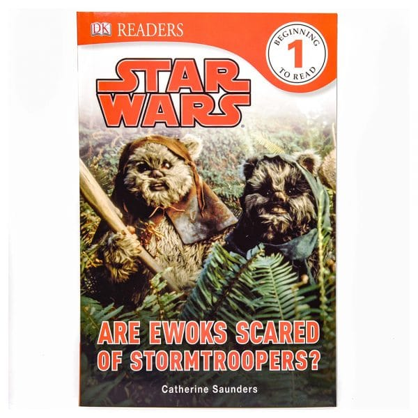 Star Wars Are Ewoks Scared of Stormtroopers DK Readers Level 1