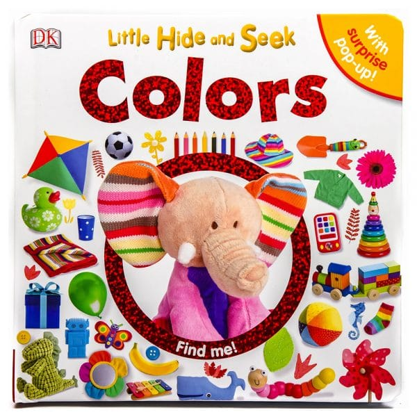 Little Hide and Seek Baby Animals Colors
