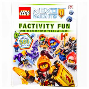 Lego Nexo Knights Factivity Fun