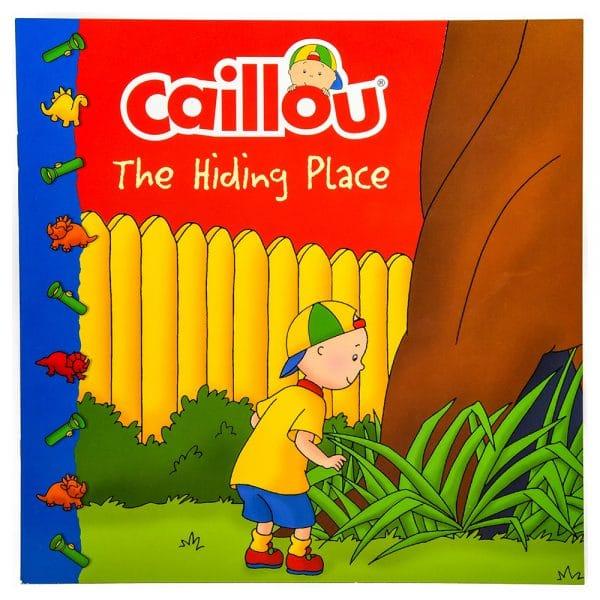 Caillou The Hiding Place
