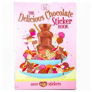 The Delicious Chocolate Sticker Book