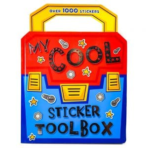 My Cool Sticker Tool Box