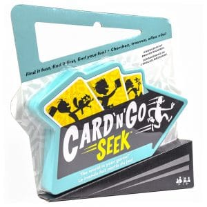 Card N Go Seek Game