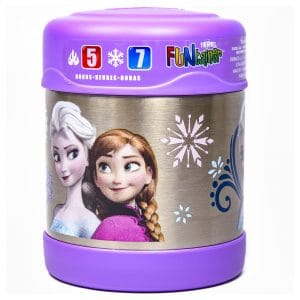 Frozen Funtainer 10oz. Food Jar