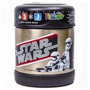 StarWars Funtainer 10oz. Food Jar
