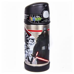 Star Wars Funatiner 12oz. Metal w/ Straw