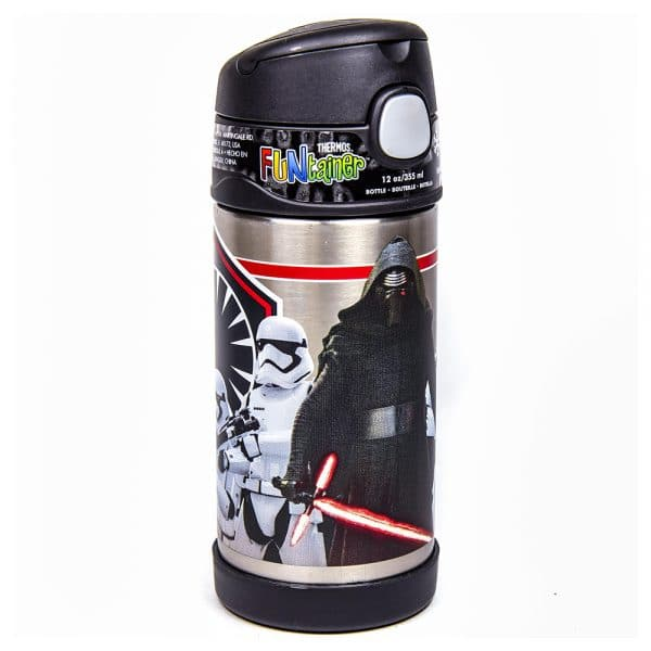 Star Wars Funatiner 12oz. Metal with Straw