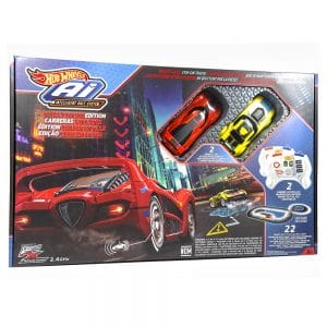 Hot Wheels Ai Street Racing Edition Track Set