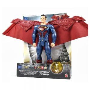 Justice League Thermal Power Superman Figure