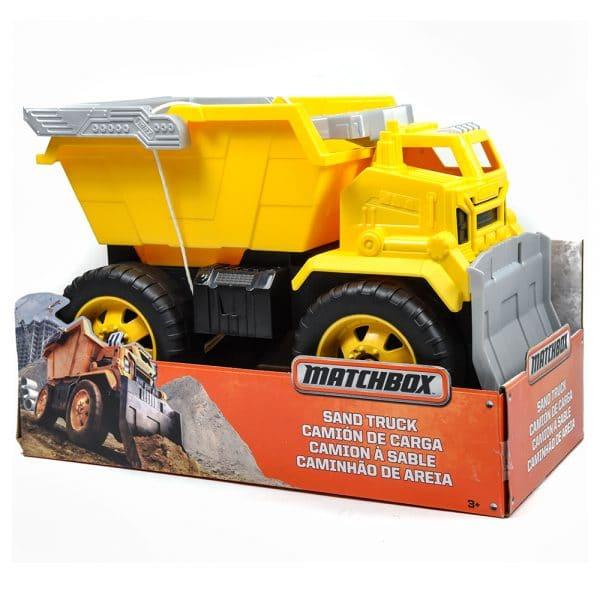 Matchbox Sand Truck