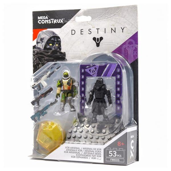 Mega Construx Destiny Xur Arsenal