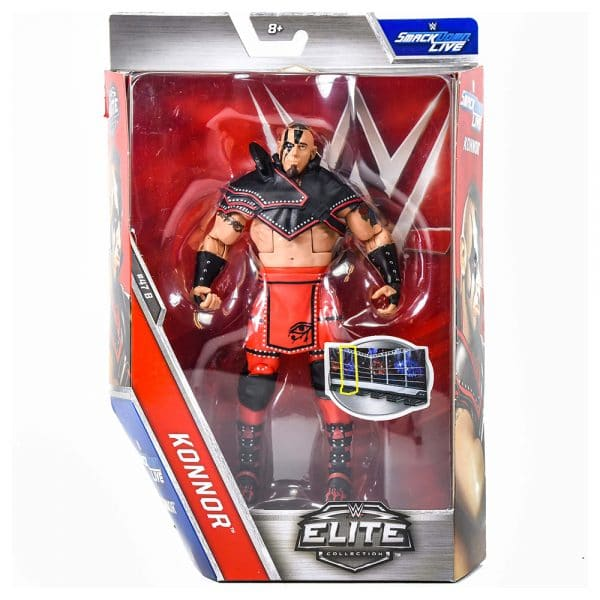 WWE Elite Collection Konnor Figure